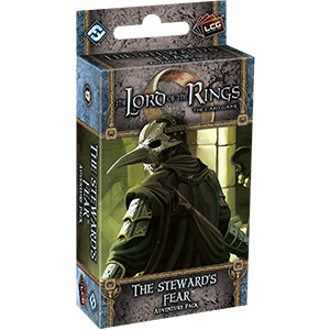 The Lord of the Rings LCG The Steward's Fear Adventure Pack
