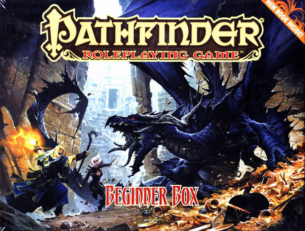 Pathfinder Roleplaying Game Beginner Box