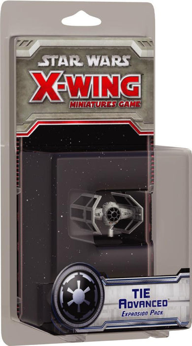 Star Wars X-Wing Miniatures Game TIE Advanced Expansion Pack