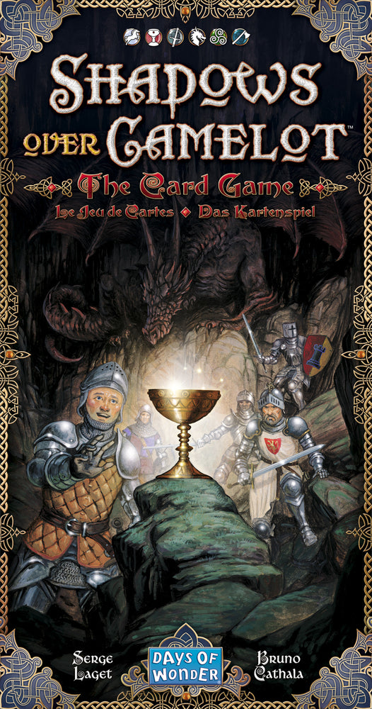 Shadows Over Camelot The Card Game
