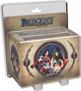 Descent Journeys In The Dark Second Edition Serena Lieutenant Pack