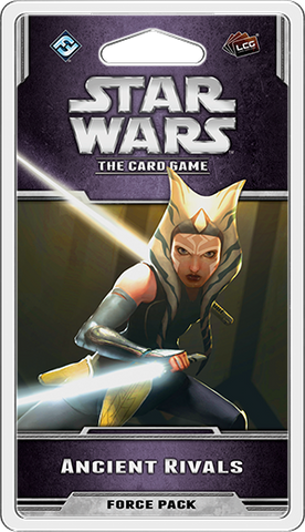 Star Wars LCG Ancient Rivals Force Pack