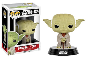 Funko Pop! Star Wars 124 Dagobah Yoda