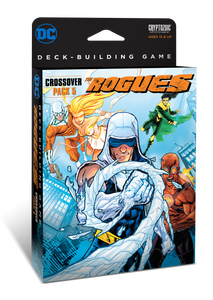 DC Comics DBG Crossover Pack 5 Rogues Expansion