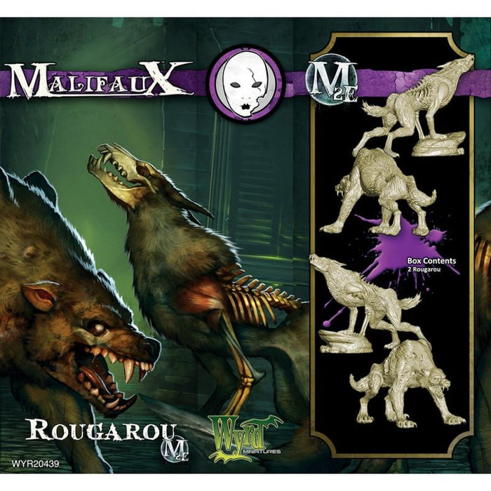 Malifaux: Neverborn Rougarou