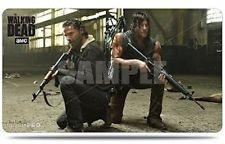 UltraPro Walking Dead Playmat Rick & Darryl