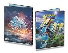 Pokemon Sun&Moon 9 Pocket Portfolio Ultra Pro 85131