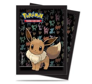 Ultra-Pro Pokemon Sleeves 65ct Eevee 84922