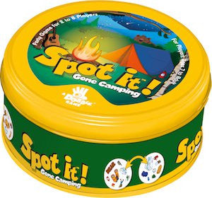 Spot It! Gone Camping Party Game