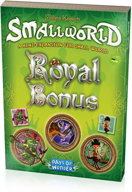 Small World Royal Bonus Mini Expansion