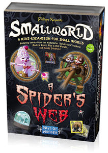 Small World A Spider's Web Mini Expansion