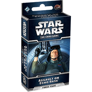 Star Wars LCG Assault on Echo Base Force Pack