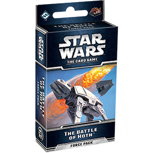 Star Wars LCG The Battle of Hoth Force Pack