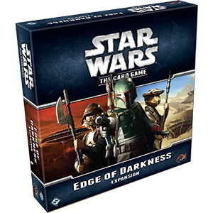 Star Wars LCG Edge of Darkness Expansion