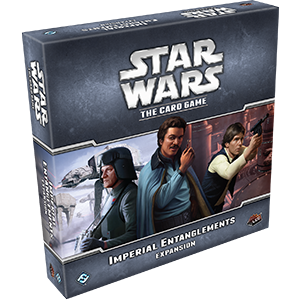 Star Wars LCG Imperial Entanglements Expansion
