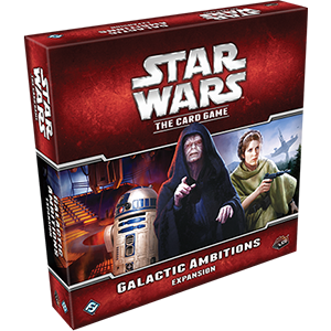 Star Wars LCG Galactic Ambitions Expansion
