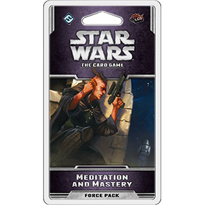 Star Wars LCG Meditation and Mastery Force Pack