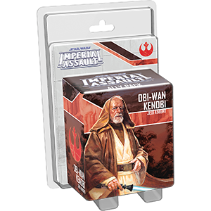 Star Wars Imperial Assault Ally Pack Obi-Wan Kenobi