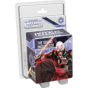 Star Wars Imperial Assault Villain Pack The Grand Inquisitor Sith Loyalist