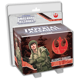 Star Wars Imperial Assault Ally Pack Alliance Rangers