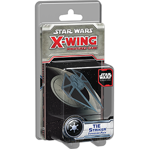 Star Wars X-Wing Miniatures Game Rogue One: TIE Striker Expansion Pack