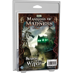 Mansions of Madness Season of the Witch Expansion