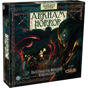 Arkham Horror Innsmouth Horror Expansion