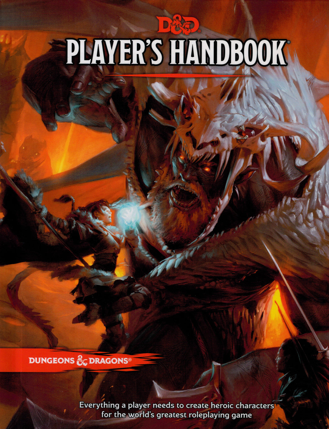 Dungeons & Dragons D&D Player's Handbook