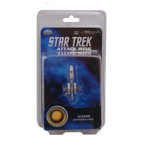 Star Trek Attack Wing Kumari Expansion Pack