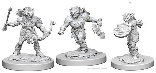 Dungeons & Dragons Nolzur's Marvelous Unpainted Miniatures Goblins