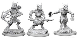 Dungeons & Dragons Nolzur's Marvelous Unpainted Miniatures Kobolds