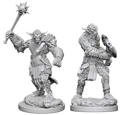 Dungeons & Dragons Nolzur's Marvelous Unpainted Miniatures Orcs