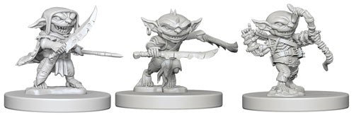 Deep Cuts Pathfinder Unpainted Miniatures Goblins