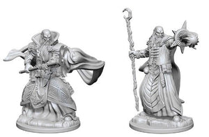 Dungeons & Dragons Nolzur's Marvelous Unpainted Miniatures Human Male Wizard
