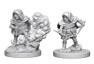 Dungeons & Dragons Nolzur's Marvelous Unpainted Miniatures Halfling Male Rogue