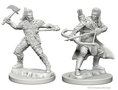 Dungeons & Dragons Nolzur's Marvelous Unpainted Miniatures Human Male Ranger