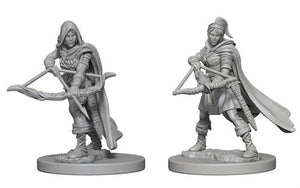 Dungeons & Dragons Nolzur's Marvelous Unpainted Miniatures Human Female Ranger