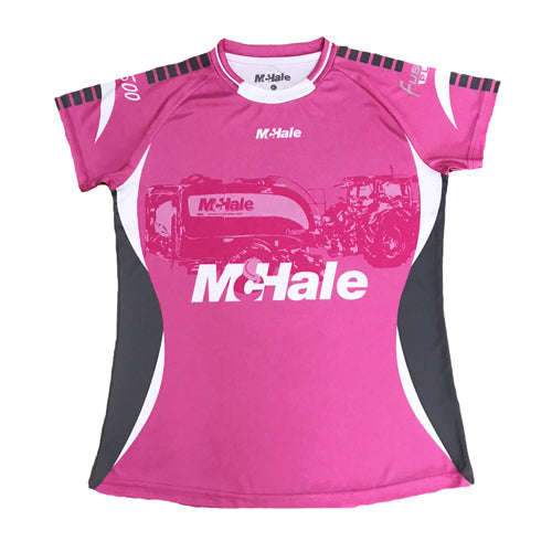 McHale Fusion 3 Ladies Sports Jersey