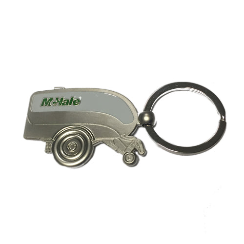 McHale Fusion Shaped Keyring