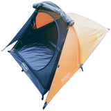 ALL-VIEW GROUND TENT W/SOL PANEL RAINFLY