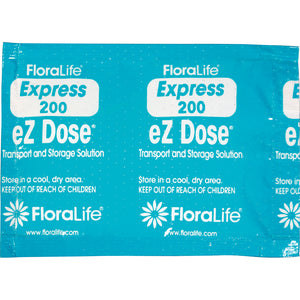 Express 200 eZ Dose 2L clear, powder sachets pack of 50 - Going Bloom