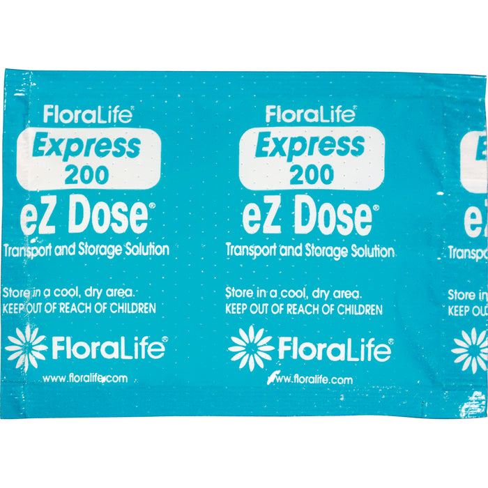 Express 200 eZ Dose 2L clear, powder sachets pack of 50
