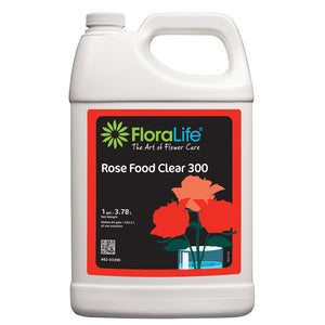 Rose Food Clear 300 1gal - Going Bloom