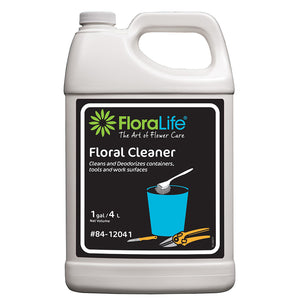 Floral Cleaner 1gal - Flower Care - Going Bloom - boise_wholesale_flowers - Boise_Flower_Market