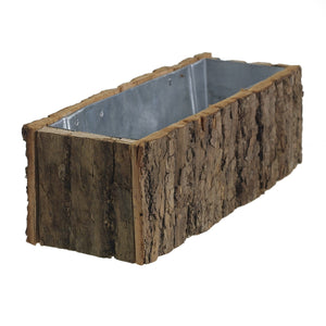 "Grove Planter 14.5""x 5""x 4.25"" - Going Bloom"