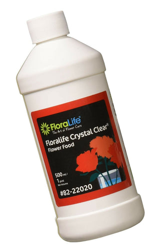 Floralife Crystal Clear 1pt - Flower Care - Going Bloom - boise_wholesale_flowers - Boise_Flower_Market