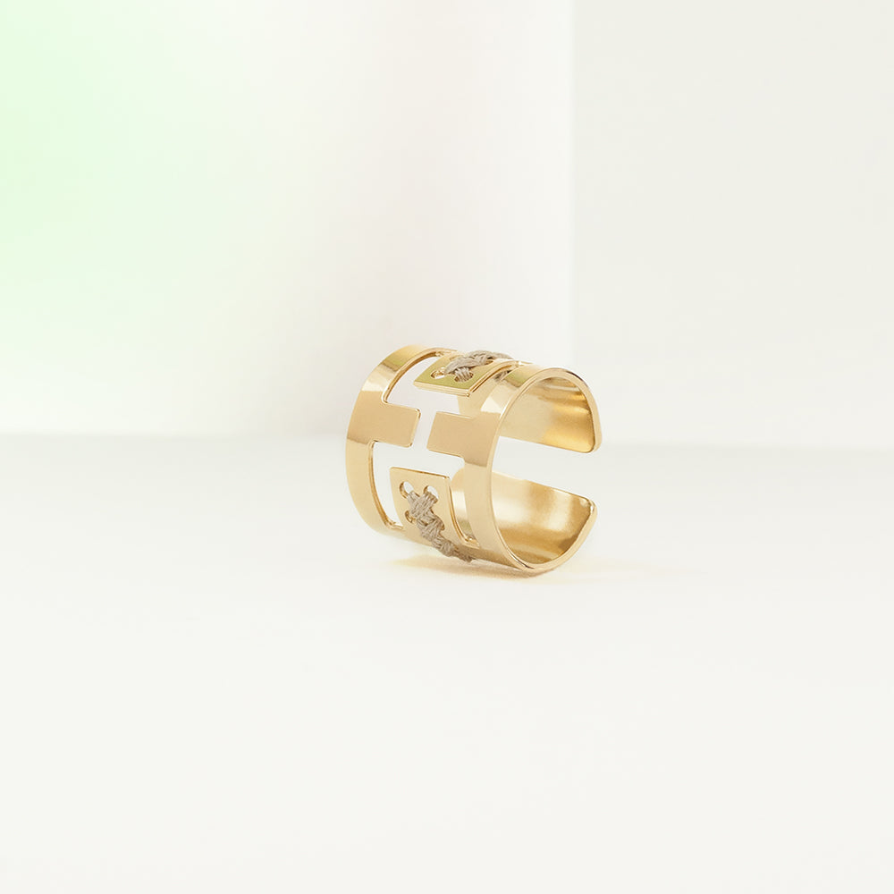 Bague MANOA Or