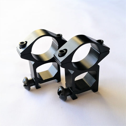 ACM - High 25mm Scope Mount Rings