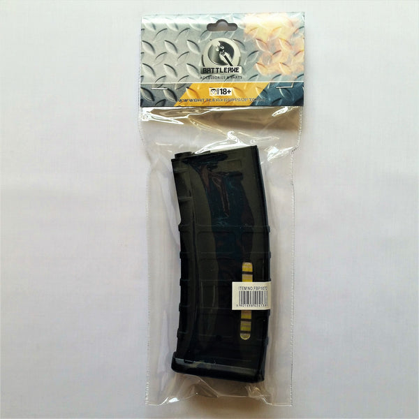 Battle Axe - 70rd Low-Cap  Magazine - Black