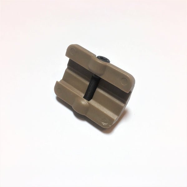FMA - Rail Thumb Rest - Tan